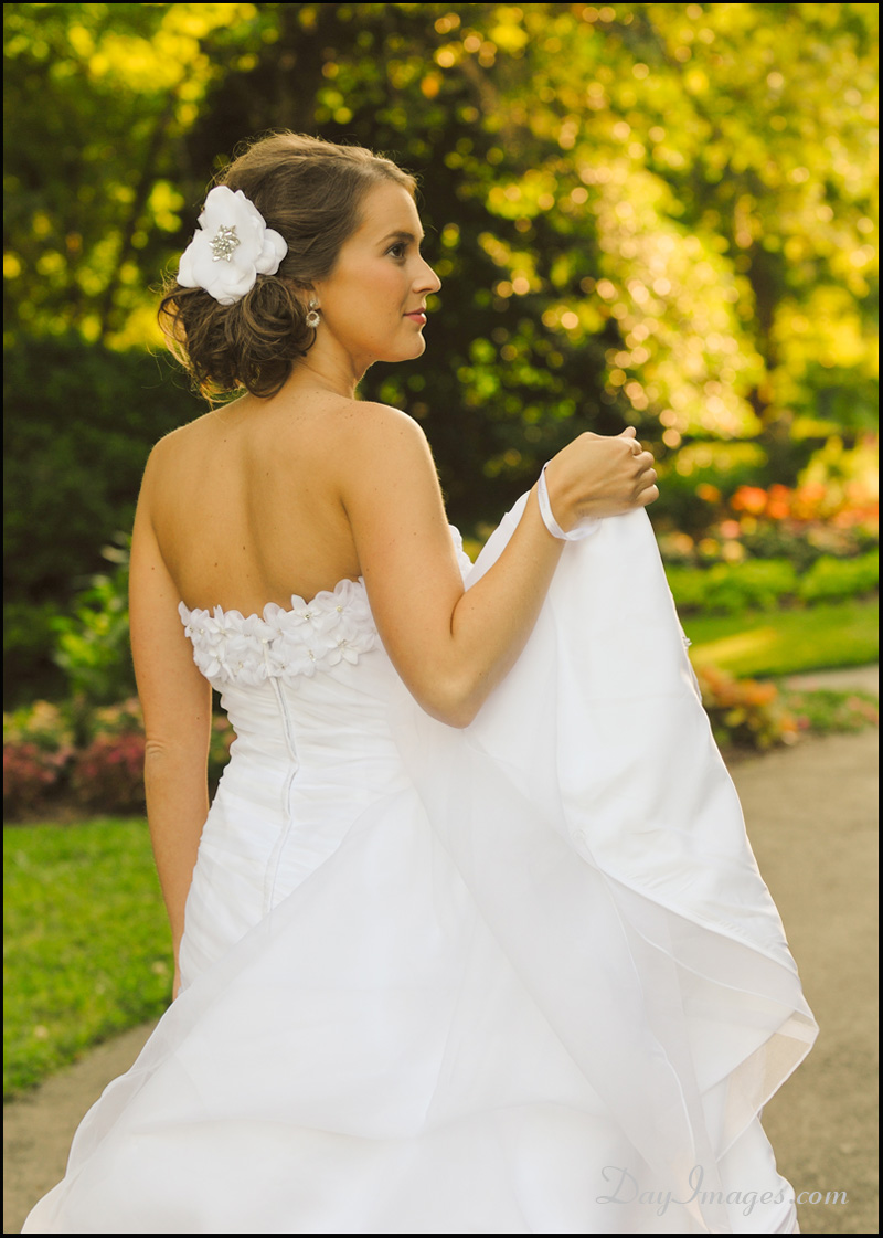 Greensboro Bridal Portrait